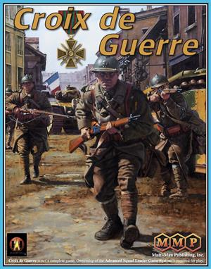 Box Cover for Croix de Guerre, 2nd Edition