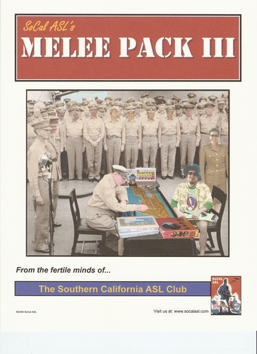 Melee Pack III cover